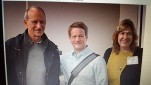 Denis Hayes, Lead Organizer of Earth Day 1970 & President/CEO of The Bullitt Foundation - Brian Court, Architect, Miller Hull - Lisa Papp, Solar Energy Advisor
